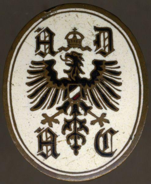 ADAC-Mitgliedsabzeichen - Schwerdt / Stuttgart