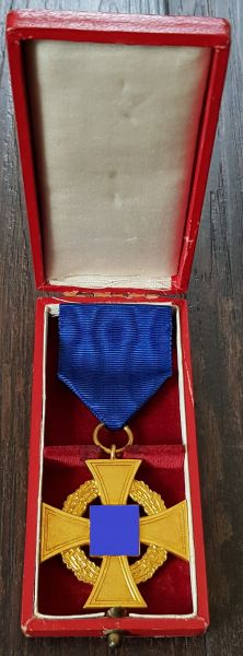 Treudienst-Ehrenzeichen 40 Jahre mit Etui