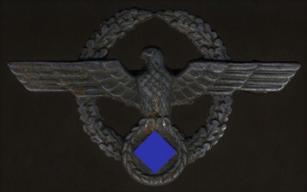 Abzeichen für zivile Angestellte des Heeres, der Kriegsmarine & der Waffen-SS