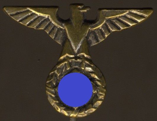 NSDAP- Hoheitsabzeichen für Politische Leiter (1. Modell)