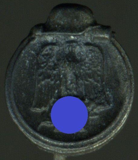 Miniatur - Ostmedaille