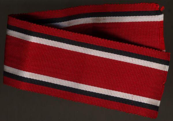 Band zur Preußen, Rote-Kreuzmedaille 2. oder 3. Klasse