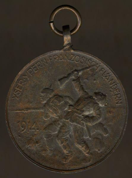 Erinnerungsmedaille 1914 des Kgl. Württembergischen Res.-Inf.-Rgt. 247