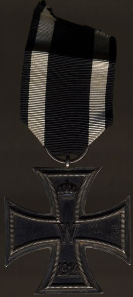 Eisernes Kreuz 2. Klasse 1914 - W. Kluge / Berlin