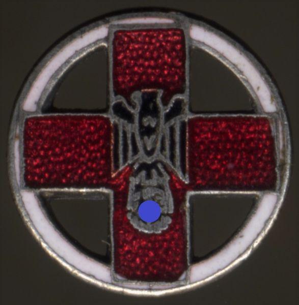 """Miniatur - Medaille des Deutschen Roten Kreuzes - """"L/16"""" (!)"""