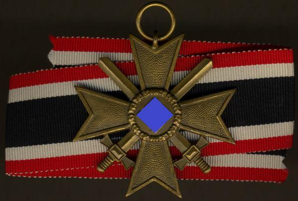 Kriegsverdienstkreuz 2. Klasse 1939 - Rudolf Tham / Gablonz
