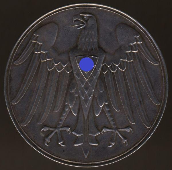 Erinnerungsmedaille für Rettung aus Gefahr (1933) - Preußische Münze / Berlin