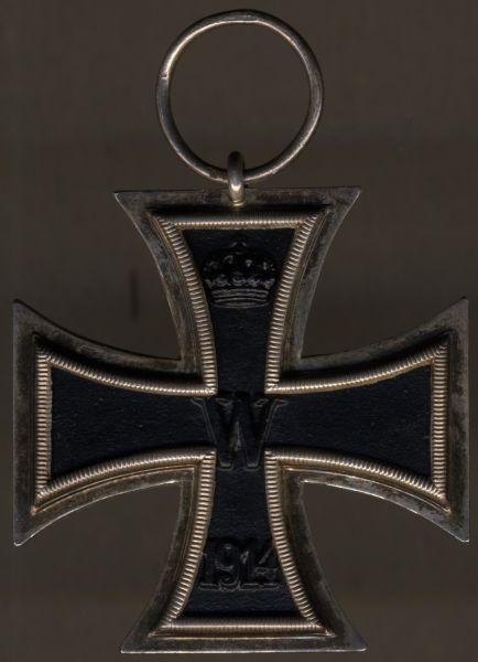 Eisernes Kreuz 2. Klasse 1914 - Wilm / Berlin