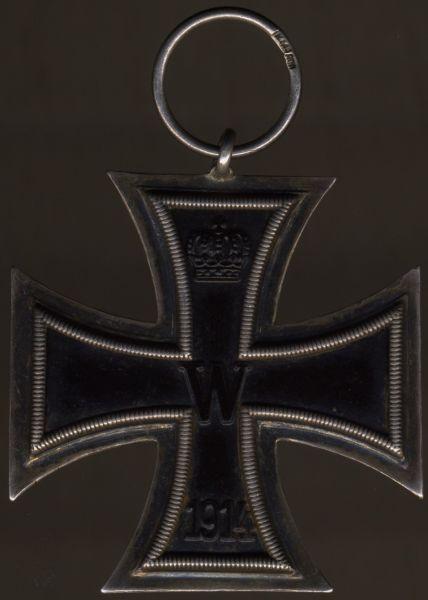 Eisernes Kreuz 2. Klasse 1914 - KMST (!)