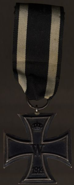 Eisernes Kreuz 2. Klasse 1914 - Hugo Schaper / Berlin