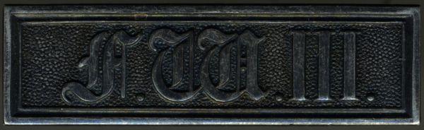 Preußen, Dienstauszeichnung 2. Klasse (1. Modell) - H. Zehn / Berlin