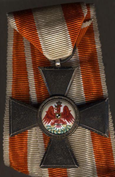 Preußen, Roter-Adler-Orden 4. Klasse - J. Godet & Sohn / Berlin