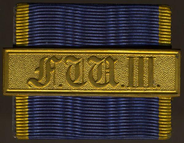 Preußen, Dienstauszeichnung 1. Klasse (1. Modell) - Prachtexemplar (!)