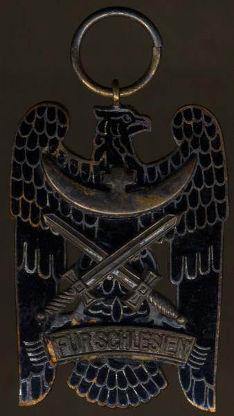Schlesisches Bewährungsabzeichen 2. Klasse mit Schwertern