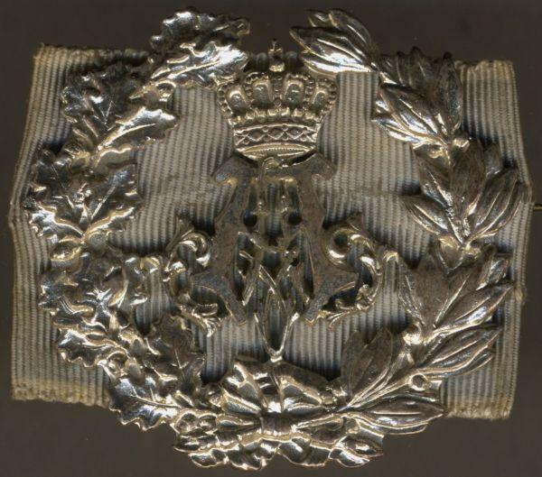 Prinz-Alfons-Erinnerungsabzeichen für Mitglieder von Militär-Vereinen