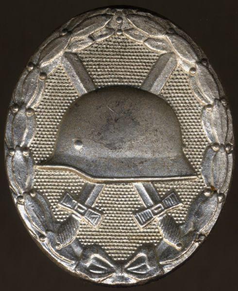1957 - Verwundetenabzeichen 1939 in Silber
