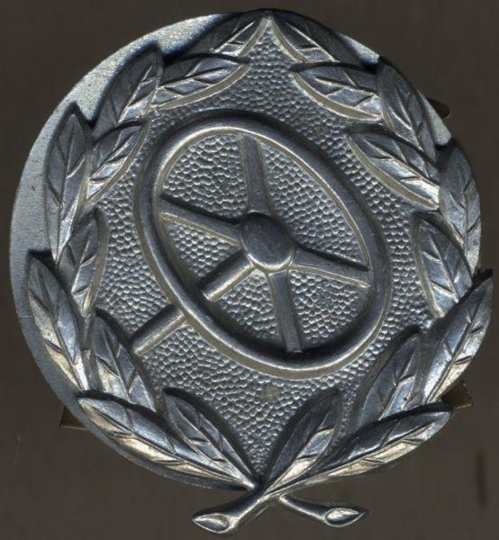 Kraftfahr-Bewährungsabzeichen in Silber