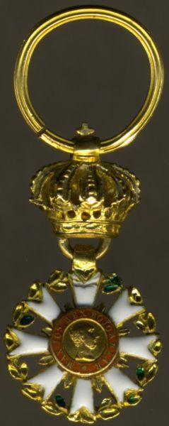Miniatur - Bayern, Zivil-Verdienstorden der Bayerischen Krone
