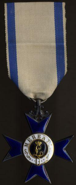 Bayern, Militär-Verdienstkreuz (1. Modell) - Adam Hausinger / München