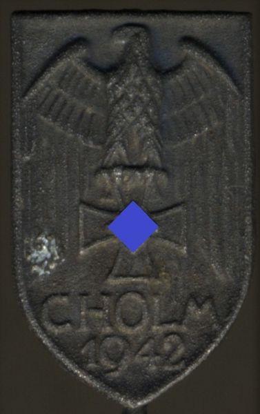Miniatur - Cholmschild