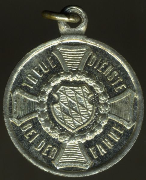 Miniatur - Bayern, Dienstauszeichnung 3. Klasse