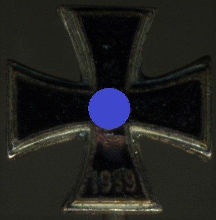 Miniatur - Eisernes Kreuz 1939