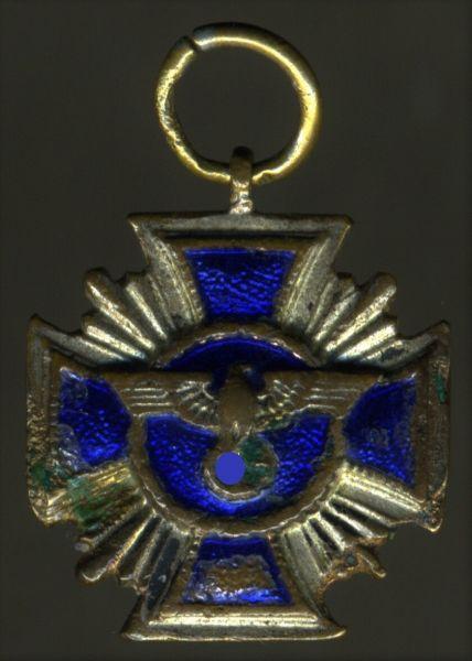 Miniatur - NSDAP-Dienstauszeichnung 15 Jahre