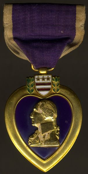 USA, Purple Heart